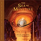 The Sea of Monsters: Percy Jackson and the Olympians, Book 2 | [Rick Riordan]