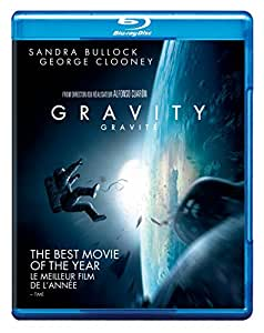 Gravity [Blu-ray] (Bilingual)
