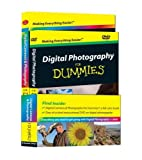 Digital Photography For Dummies, DVD + Book Bundle Paperback November 24, 2008