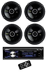 See Set of 4 40CS654 Kicker 300-Watt Max 6.5