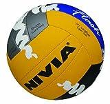 Nivia Flash Volleyball, Size 4 (Multicolor)
