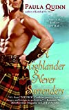 A Highlander Never Surrenders (The MacGregors)