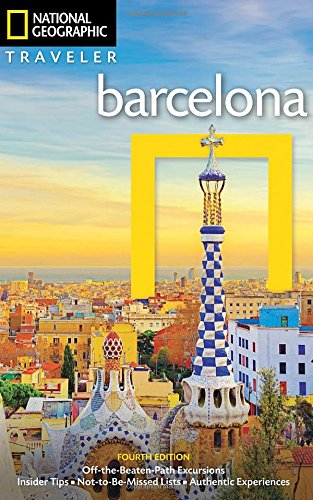 National Geographic Traveler. Barcelona - 4th Edition