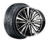 サマータイヤ・ホイール 1本セット 20インチ NITTO(ニットー) NEOテクGEN 225/35R20 + BADX(バドックス)