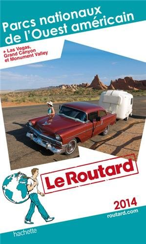 Routard Ouest USA 2014