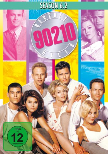 Beverly Hills, 90210 - Season 6.2 [4 DVDs]