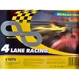 SCALEXTRIC 4 lane racingby Scalextric's
