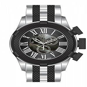 Invicta Men's 17434 Bolt Quartz Chronograph Black Dial Watch