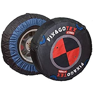 4x4 xtrem snow socks for tire car size p1 255 75 15 235 75 16 245 75