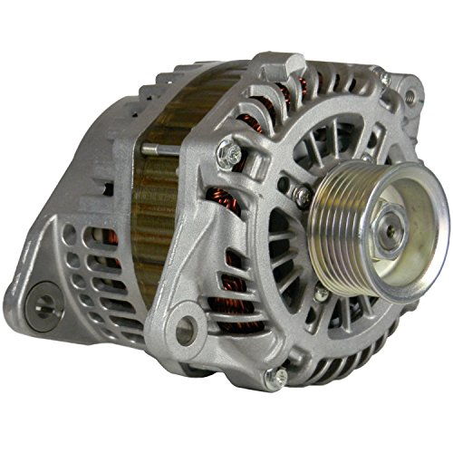 Mitsubishi OE Alternator A003TJ1791 for Nissan Altima Maxima Murano Quest 3.5L V6 23100-1AA1A 11341 130A 12V (Nissan Murano Alternator compare prices)
