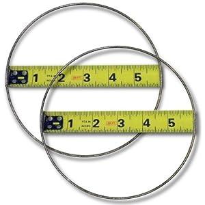 KENT Set of 2: Taurus Ring Saw Replacement Diamond Coated Blades