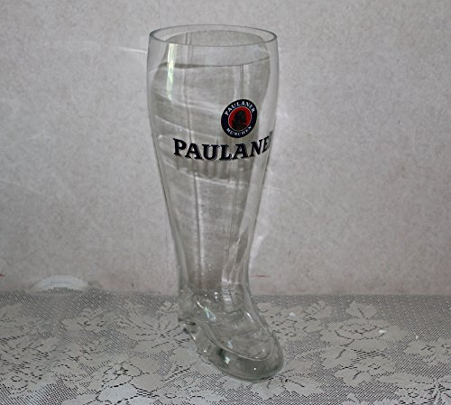 paulaner-munchen-boot-glass-stein-holds-2l-or-92-ounces