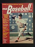 1968 Street and Smith BB Yearbook Jim Lonborg Boston Red Sox Excellent to Mint at Amazon.com