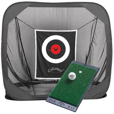 Cheap Hitting Nets Callaway Home Range Hitting Net Amp Mat