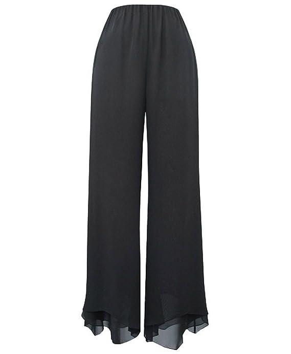 Plus Size Deep Ocean Pants