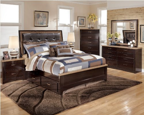 Urbane Bedroom Set by Ashley Furniture