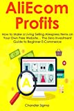 img - for AliEcom Profits (2016): How to Make a Living Selling Aliexpress Items on Your Own Free Website... The Zero Investment Guide to Beginner E-Commerce book / textbook / text book