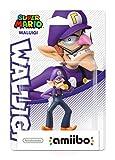 Cheapest Waluigi amiibo  Super Mario Collection (Nintendo Wii UNintendo 3DS) on Nintendo Wii U
