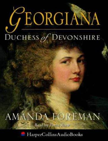Georgiana, Duchess of Devonshire PDF