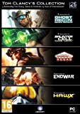 Tom Clancy Collection (5 game pack, incl â??Ghost Recon Advanced Warfighter) PC