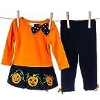 Pumpkins Legging Set
