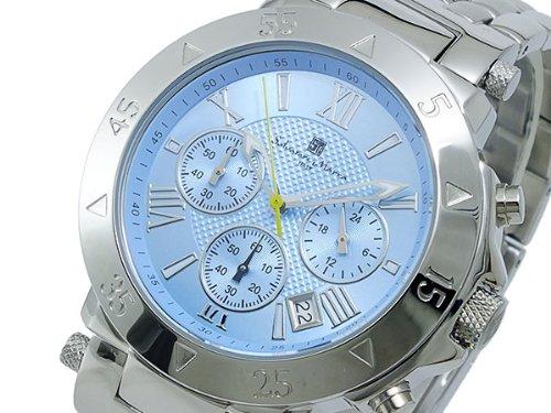 Salvatore Marra サルバトーレ・マーラ ITALY クロノ 腕時計 メンズ SM8005-SSBL
