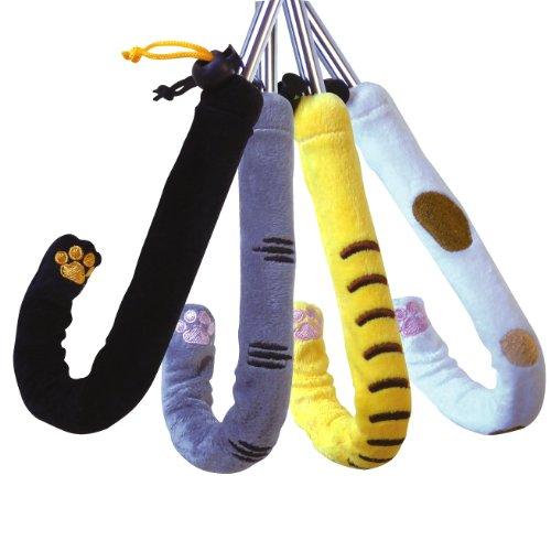 ねこきゅう 傘のねこ手カバー 黒猫