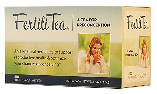 Fertilitea: Fertility Enhancing Tea In Tea Bags