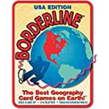 USA Edition Borderline Card Game