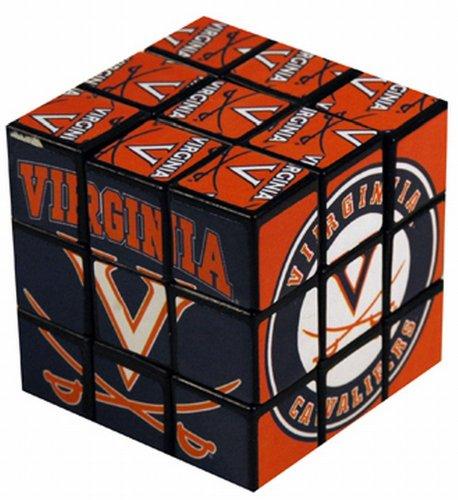 NCAA Virginia Cavaliers Toy Puzzle Cube