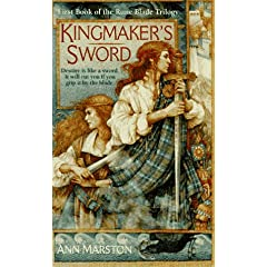Kingmaker's Sword (The Rune Blade Trilogy, Book 1) by Ann Marston