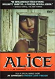 Jan Svankmajer's Alice [DVD] [1988] [US Import]