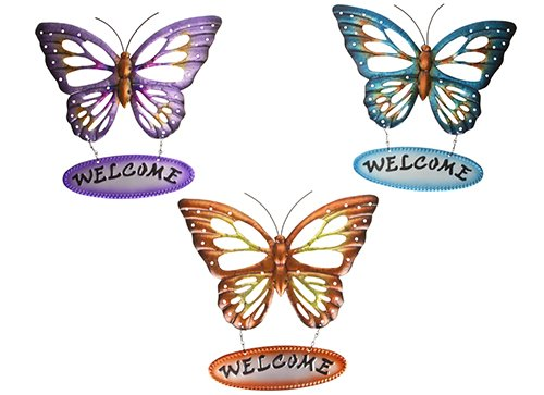 brand-new-large-metal-garden-butterfly-welcome-hanging-wall-plaque-distressed-finish-various-colours