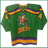 The Mighty Ducks Jersey Hockey Movie Jersey