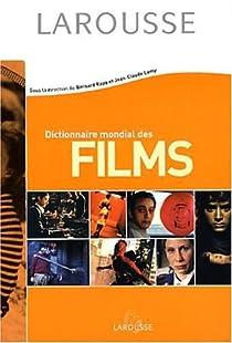 Dictionnaire mondial des films par Rapp