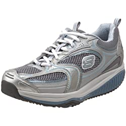 Sneakers Estate grigie con allacciatura elasticizzata per unisex Yuhuawyh