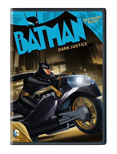 Beware the Batman: Dark Justice - Season 1 at Gotham City Store