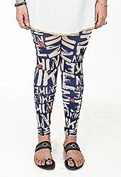 Sxy! Women's Blended Leggings (SXGZ14041_Pink_Small)