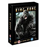 King Kong Deluxe Extended Edition 3 Disc Set [DVD]by Naomi Watts