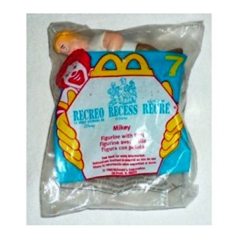 Mcdonalds Happy Meal Disney Recess Mikey Toy #7 - 1
