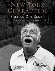 New York Characters Gillian Zoe Segal and George Plimpton