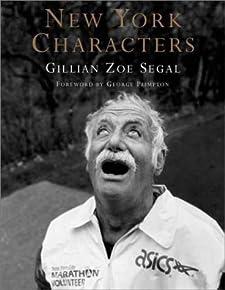 New York Characters Gillian Zoe Segal and George Plimpton