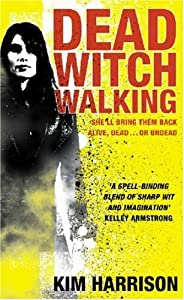 "Cover of ""Dead Witch Walking (Rachel Morg..."