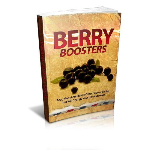 Beauty & Grooming - Berry Boosters - Black Pearly Clusters of Nutrition