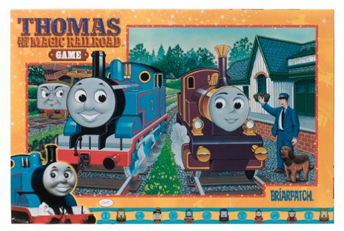 Thomas and the Magic Railroad Game - 1