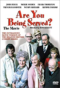 Are You Being Served? The Movie from Starz / Anchor Bay