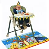 Pooh and Pals High Chair Kit