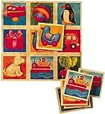 Selecta - 3523 - Jeu de Société Éducatif - Lotto D'Images