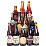 Trappist beer hamper - 12 bottles