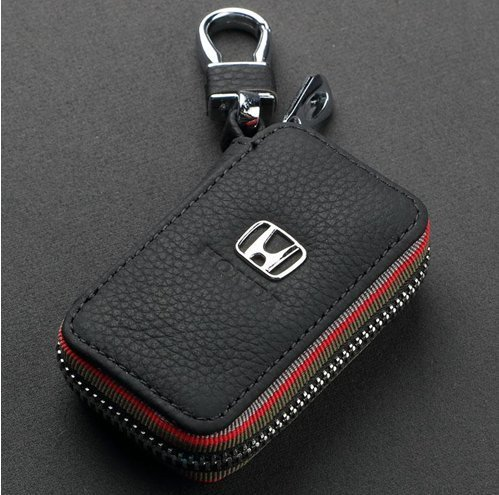 amooca-car-smart-key-chain-leather-holder-cover-case-fob-remote-for-honda